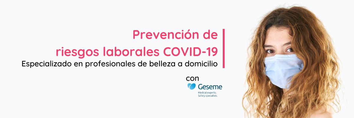 COVID-19 Prevencion riesgos laborales