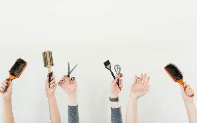 Cómo ser peluquera a domicilio